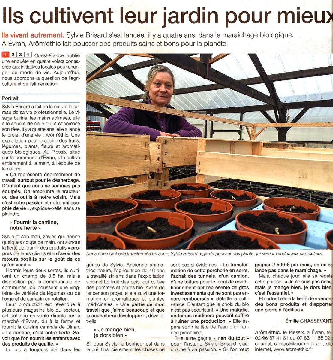 article-ouest-france-arom-ethic-r
