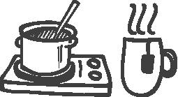 cuisine infusion herbes aromatiques bio