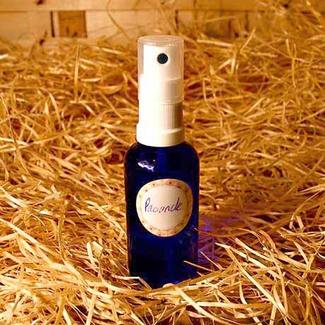 parfum d'ambiance artisanal bio