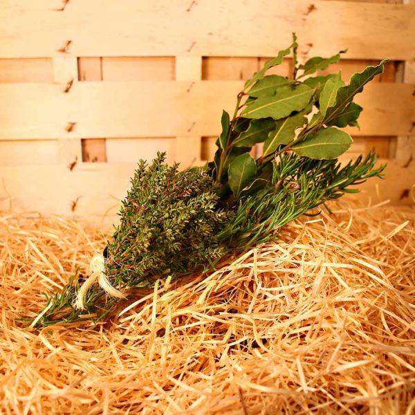 bouquet garni bio evran dinan